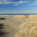 Twin Harbors State Park beach access.- Twin Harbors State Park