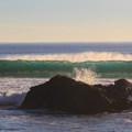 Pfeiffer Beach.- Pfeiffer Beach