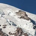 Mount Rainier (14,411') from Nisqually Vista Snowshoe Trail.- Nisqually Vista Snowshoe Trail