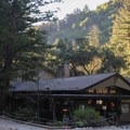 The Big Sur Lodge is located in the park.- Pfeiffer Big Sur State Park