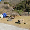 Kirk Creek Campground.- Kirk Creek Campground