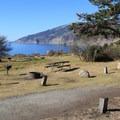 Kirk Creek Campground.- Kirk Creek Campground