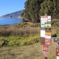 Hiker and biker walk-in sites. - Kirk Creek Campground