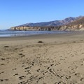 Sand Dollar Beach is the largest continuous stretch of sand in Big Sur.- Sand Dollar Beach