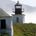Punta Gorda Lighthouse.- The Lost Coast Trail