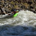 Hermit provides a fun rollercoaster of waves midway through the trip.- The Grand Canyon of the Colorado River