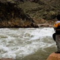 Crystal Rapid offers some large features for the adventurous, and it is definitely worth a scout.- The Grand Canyon of the Colorado River