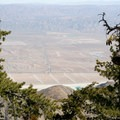 The view from approximately 7,000 feet on the Cactus to Clouds Trail.- Cactus to Clouds Skyline Trail Hike