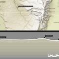 Steens Mountain scale comparison.- Alvord Desert