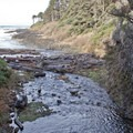 Cape Cove Beach.- Cape Cove Beach + Devils Churn