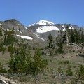 Mount Adams (12,281').- Round the Mountain Trail