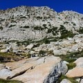 Views on the approach to Vogelsang Peak.- Vogelsang Peak