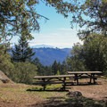 Bootjack Campground boasts some beatiful views.- Bootjack Campground