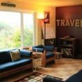 Common living room.- Point Montara Lighthouse Hostel