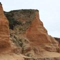 Montara Beach cliffs.- Montara State Beach