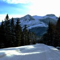 Good views from the trails at Hyak Sno-Park.- Hyak Sno-Park Trails