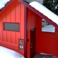 Winter restroom facilities are available.- Hyak Sno-Park Trails