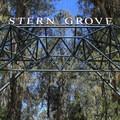 Stern Grove entrance 19th Avenue and Sloat Boulevard- Stern Grove + Pine Lake Park