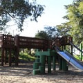 Playground in Stern Grove.- Stern Grove + Pine Lake Park