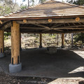 Lithia Park Enders Shelter.- Lithia Park