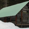 Salmon La Sac Forest Service Station.- Cooper River Trail