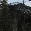 Red Mountain (5,722').- Cooper River Trail