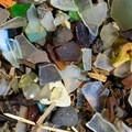 Glass Beach.- Napa River Bay Trail + Glass Beach