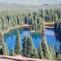 Lake Wapiki- Cultus Creek to Lemei Rock