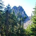 Lemei Rock (5926').- Cultus Creek to Lemei Rock