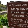 Steep Ravine Climb.- Steep Ravine Climb