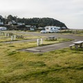 Pacific Beach State Park Campground.- Pacific Beach State Park
