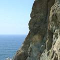 Granite rocks at Devils Slide.- Devils Slide Trail