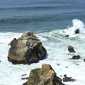 Rocks at Mori Point - Mori Point