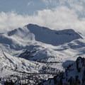 Dick's Peak (9,974') as seen from the summit of Jake's.- Jake's Peak