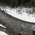 South Fork of the Sauk River.- Monte Cristo Ghost Town