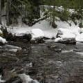 Chiwaukum Creek.- Chiwaukum Creek