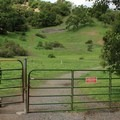 The Buckeye Ranch Trailhead.- Briones Regional Park