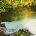 Sweet Creek in Punchbowl Falls Canyon.- Sweet Creek Hike