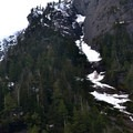 Subsection of Mount Baring.- Barclay Lake Snowshoe