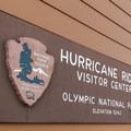 Hurricane Ridge Visitor Center.- Hurricane Ridge