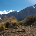 Laurel Mountain (11,818').- Convict Lake Loop Trail
