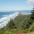 Cape Lookout State Park and Netarts Spit.- Netarts Spit