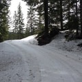 Climbing Challenge in the icy shade.- Erling Stordahl Ski Trails