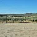 Equestrian facilities at Washoe Lake.- Washoe Lake State Park Campground