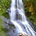 Upper Kentucky Falls.- Kentucky Falls Hike