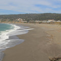 Gualala Point Regional Park includes Gualala Point Beach, which is immediately to the north.- Gualala Point Regional Park