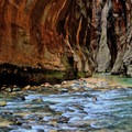 The Narrows, Zion National Park.- The Narrows Hike