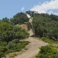 More climbing on the Novato Hill Climb.- Novato Hill Climb