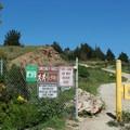 Fassler Avenue Trailhead.- Baquiano Trail