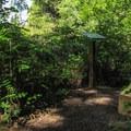 The Terrell Creek Marsh viewpoint.- Terrell Marsh Trail